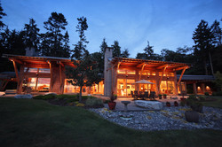 Isaacs Residence Exterior