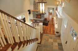Camano Island Retreat Interior