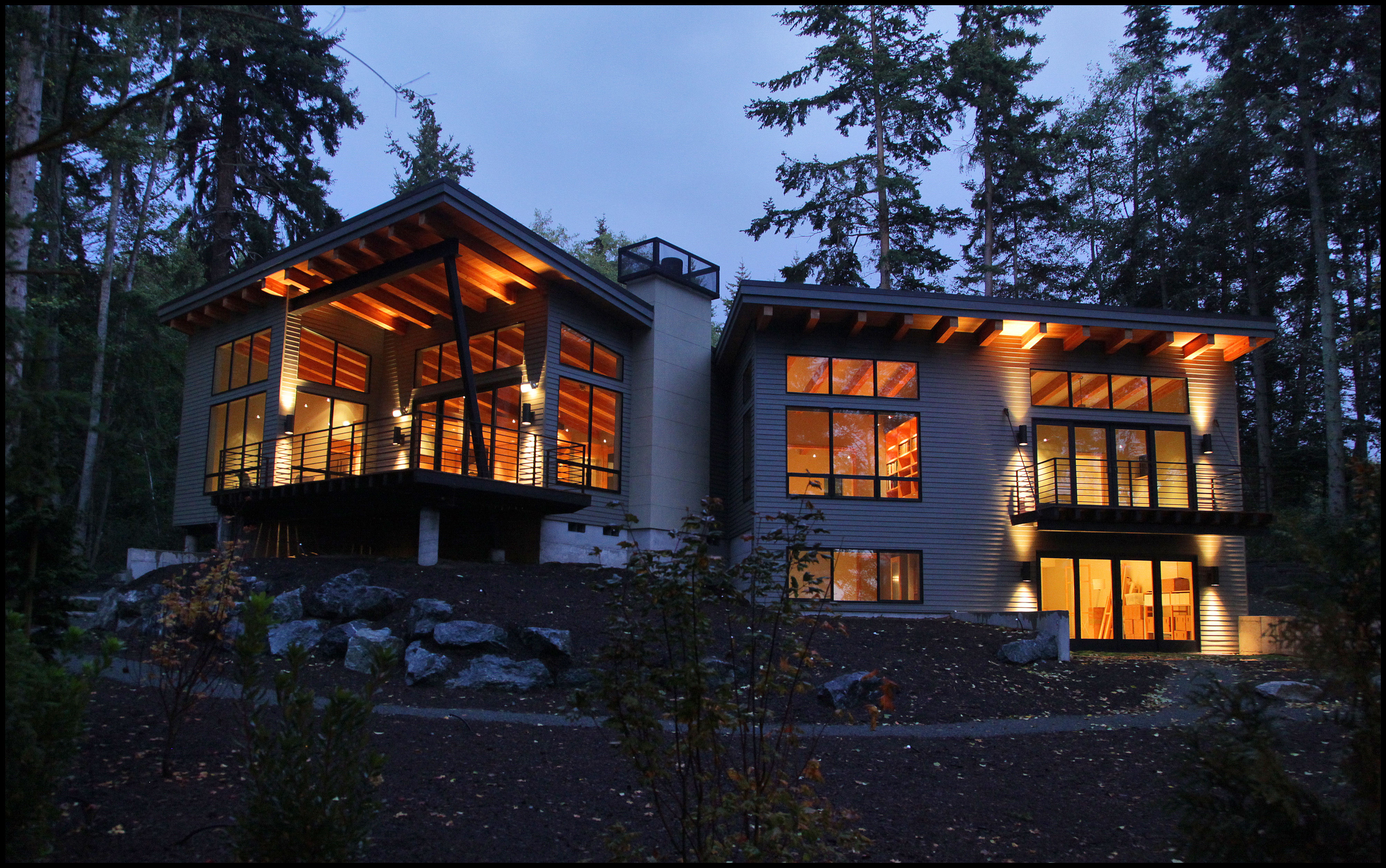 Axford Residence Exterior