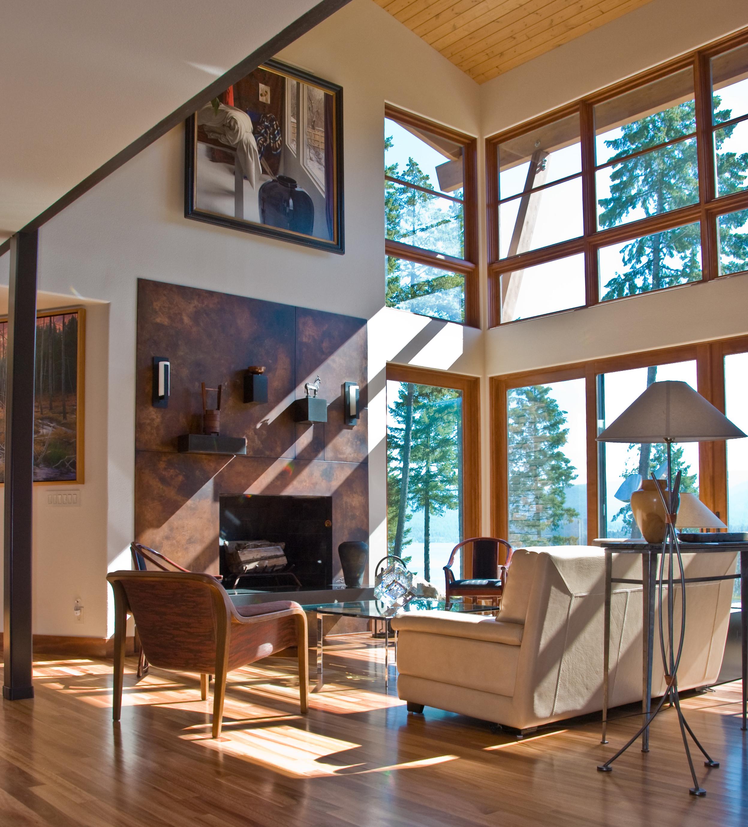 Fokes-Montgomery Residence Interior
