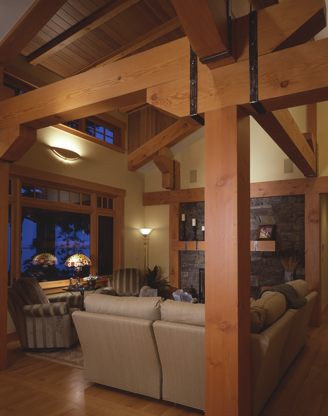 Loe Residence Interior
