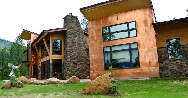 Fokes-Montgomery Residence Exterior