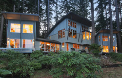 Langley Residence Exterior