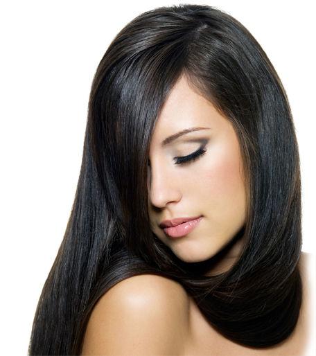 Окрашивание волос в 1 тон