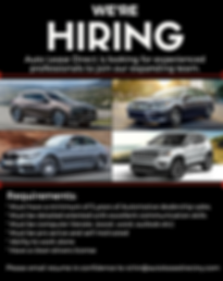 Auto Lease Direct is Hiring!