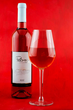 růžové víno