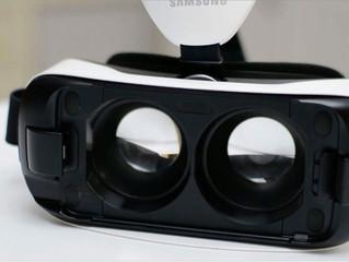 Spettacolari Gear Vr di Samsung