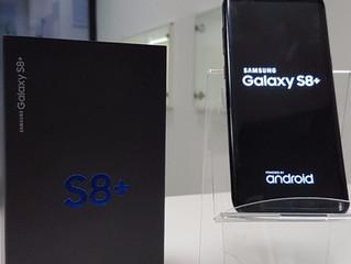 Eccolo il nuovissiomo Samsung S8 Plus