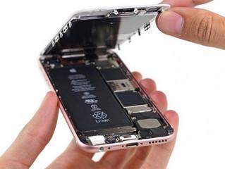 Il vostro iPhone 6 e 6s  si spegne al 50% di batteria ???