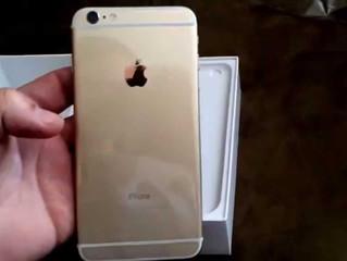 iPhone 6 64 gold USATO
