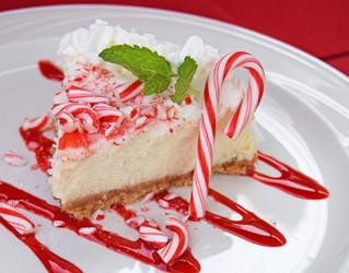 The Little Plain Cheesecake