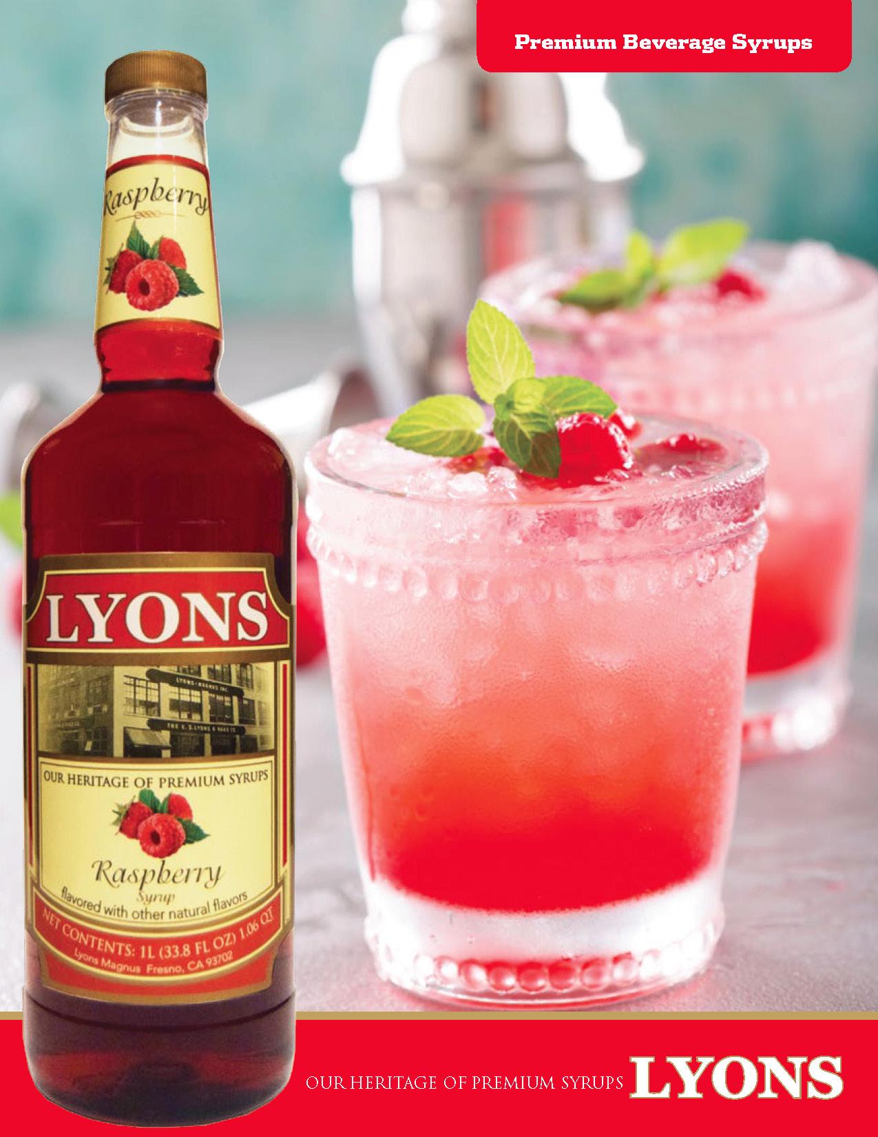 Premium Beverage Syrups