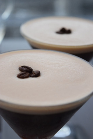 Classic Lyons Espresso Martini - Just in Time for the Holidays!