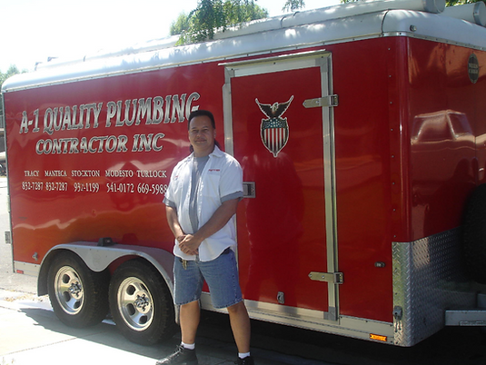 Modesto Plumbing Services | A-1 Quality Plumbing Contractor | Modesto Plumbers
