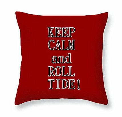 Team Pillow- Keep Calm