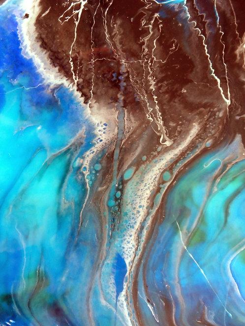 Sea of Love | Acrylic print