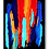 Thumbnail: Painted on My Heart   Acrylic print