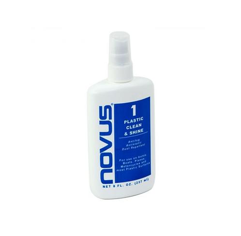 Novus Clean and Shine 8 oz. resin polish from HalfBakedArt