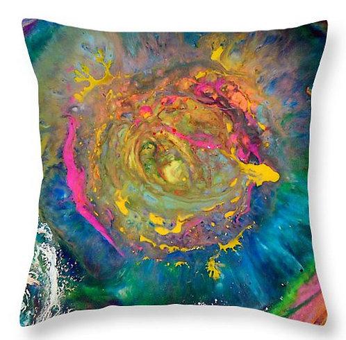 Throw Pillow-Uprising 2