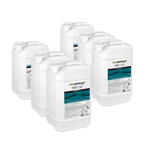 Bulk order FlowCast 120 liter kit wholesale from HalfBakedArt