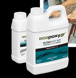 EcoPoxy   Natural Resin   Epoxies for Wo