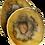 Thumbnail: Resin Geode Coaster Set #7