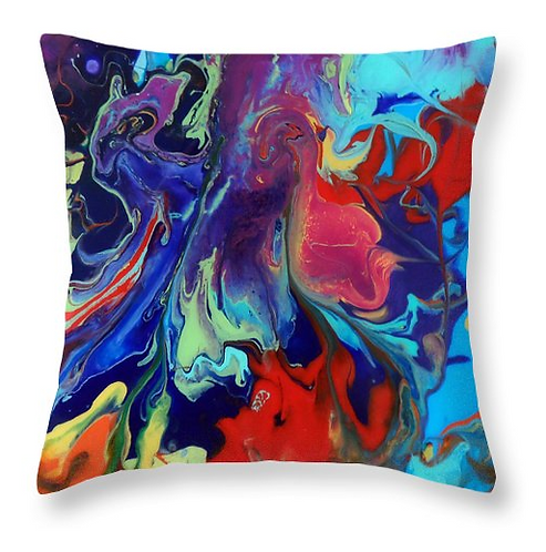 Throw Pillow- Easy