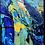 Thumbnail: Midnight Train | Acrylic Print | HalfBakedArt