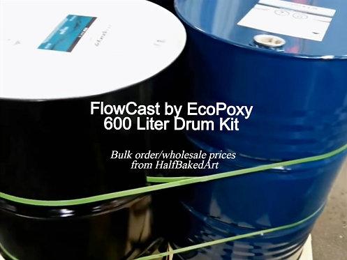 FlowCast-by-Ecopoxy-600-liter-drum-kit-from-halfbakedart