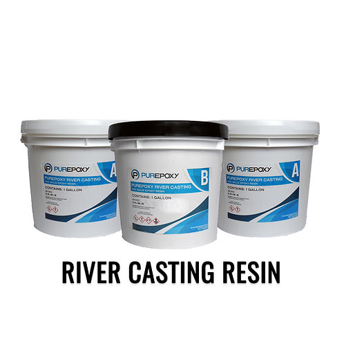 PurEpoxy River Casting Resin from HalfBakedArt