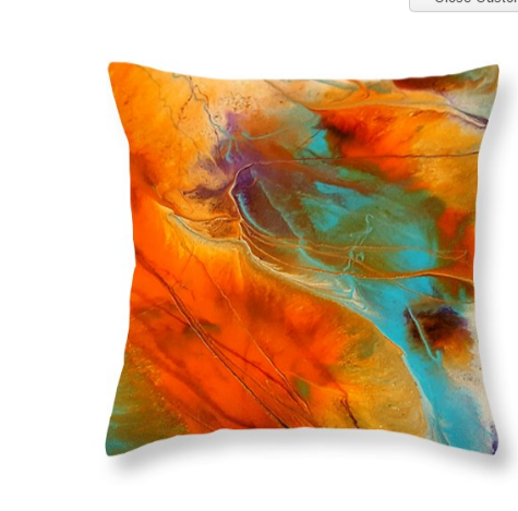 Throw Pillow-#95