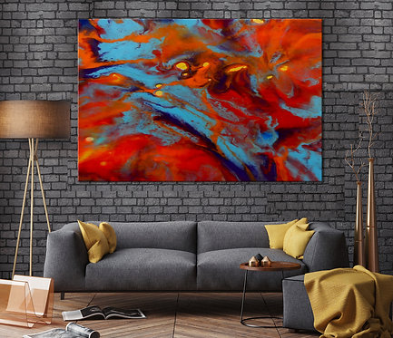 XLG Canvas Print | In Your Eyes