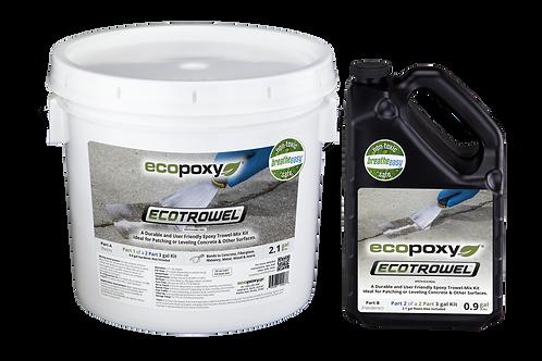 EcoPoxy EcoTrowel | Vertical Epoxy
