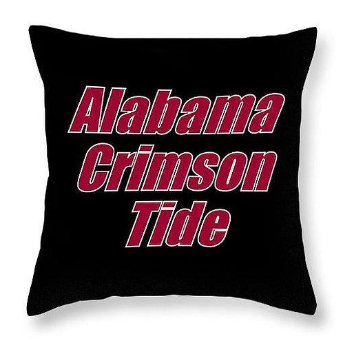 Team Pillow- Crimson Tide