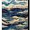 Thumbnail: Suite Madam Blue | Textured Resin Art