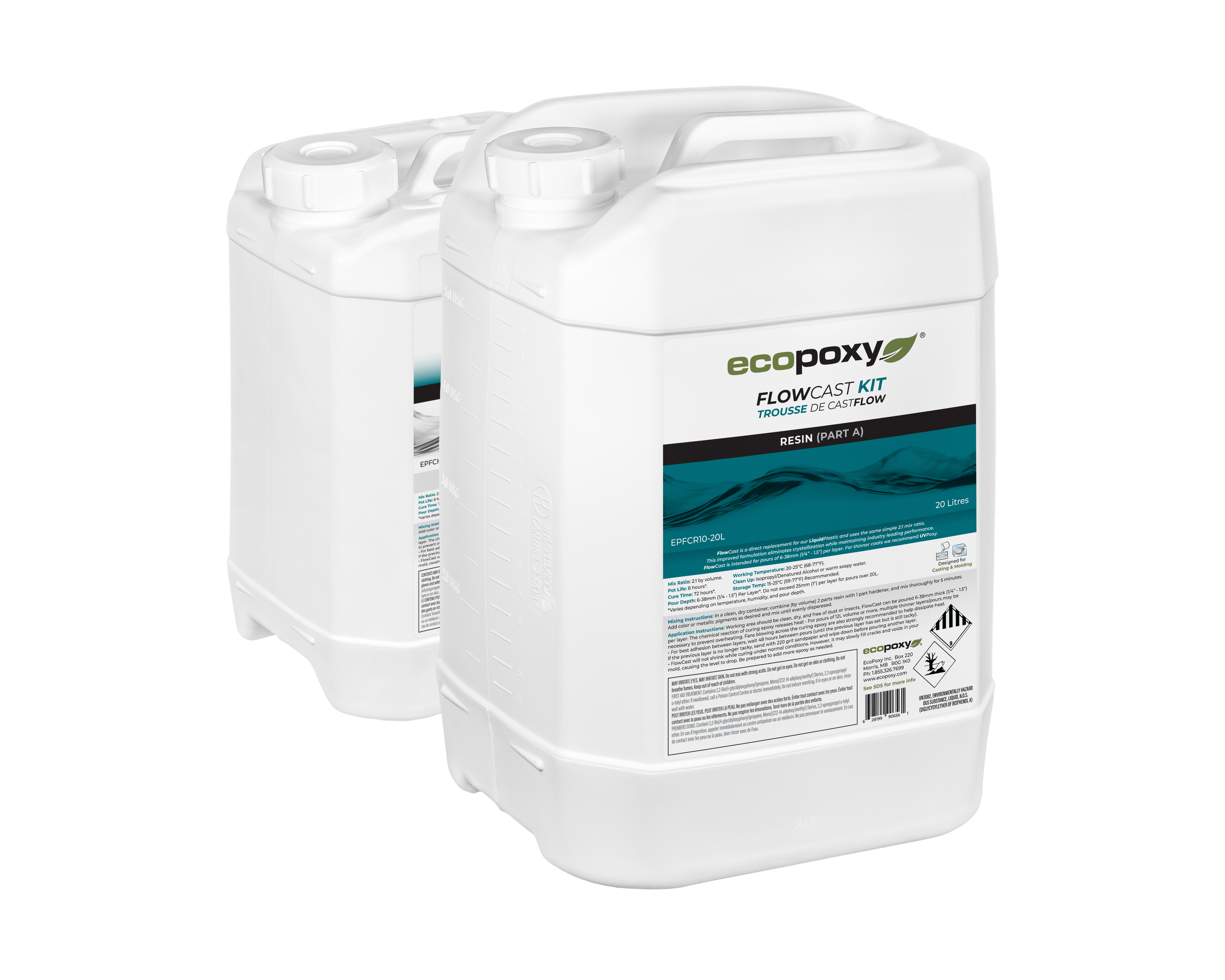 Shop EcoPoxy FlowCast