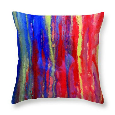 Throw Pillow- Everything Zen