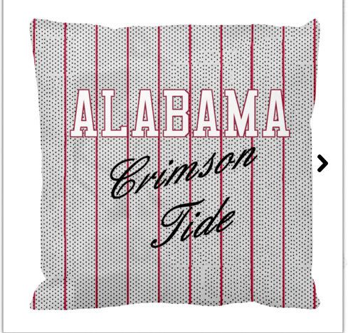 Team Pillow- Alabama