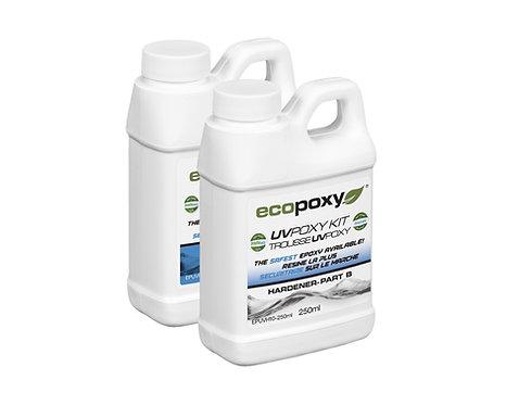 Ecopoxy UVPoxy epoxy resin 500 ML size from HalfBakedArt
