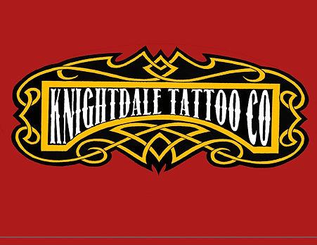 Knightdale Tattoo Co. Logo