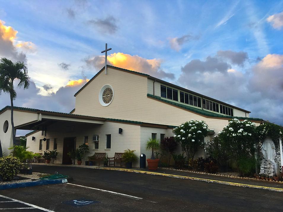 Saint Philomena Church Hawaii