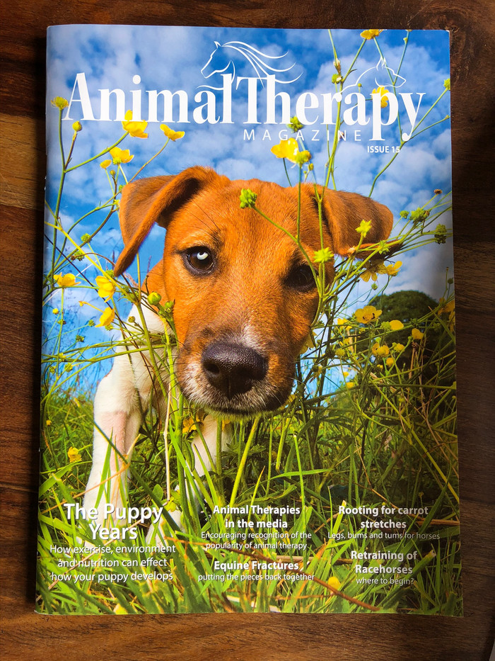 Animal Therapy Magazine