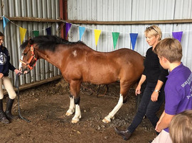 Buccleuch Pony Club Juniors