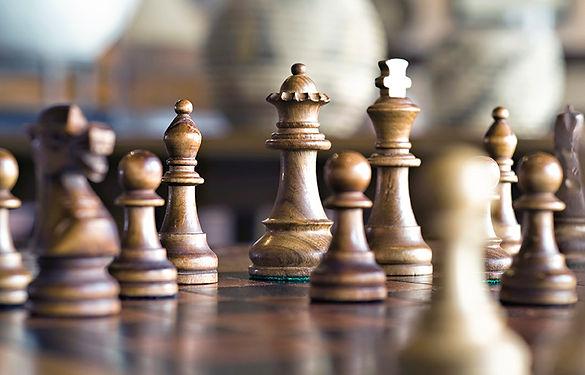 Piezas de ajedrez