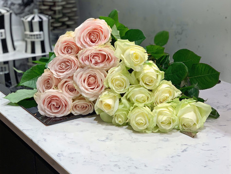 Fresh flowers is included in our services