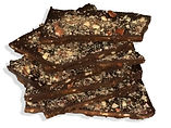 Dark Chocolate English Toffee - Wow!
