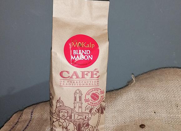 Café Blend MOKAL'P - En grains - 7/10