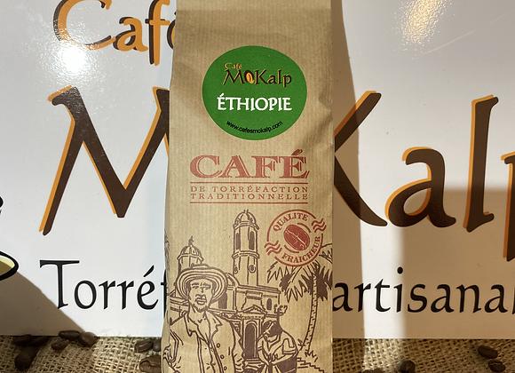 Café Pure Origine - Éthiopie - Moulu - 7/10