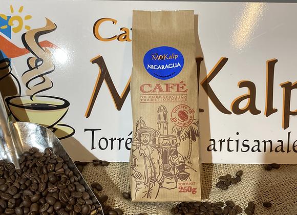 Café Sélection - Nicaragua - Moulu - 5/10