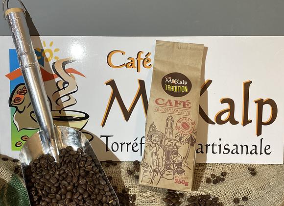 Café Blend Tradition - Moulu - 8/10